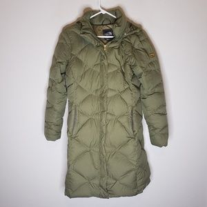 North Face Miss Metro 550 Fill Goose Down Parka